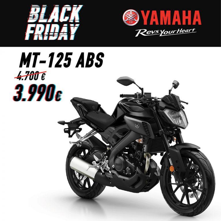 Yamaha - Black Friday 2018 facebook carousel 02