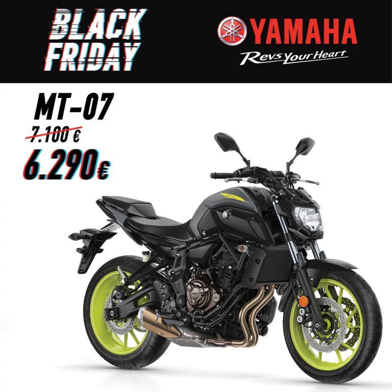 Yamaha - Black Friday 2018 facebook carousel 03