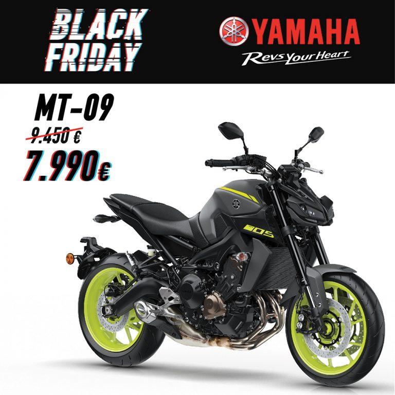Yamaha - Black Friday 2018 facebook carousel 04