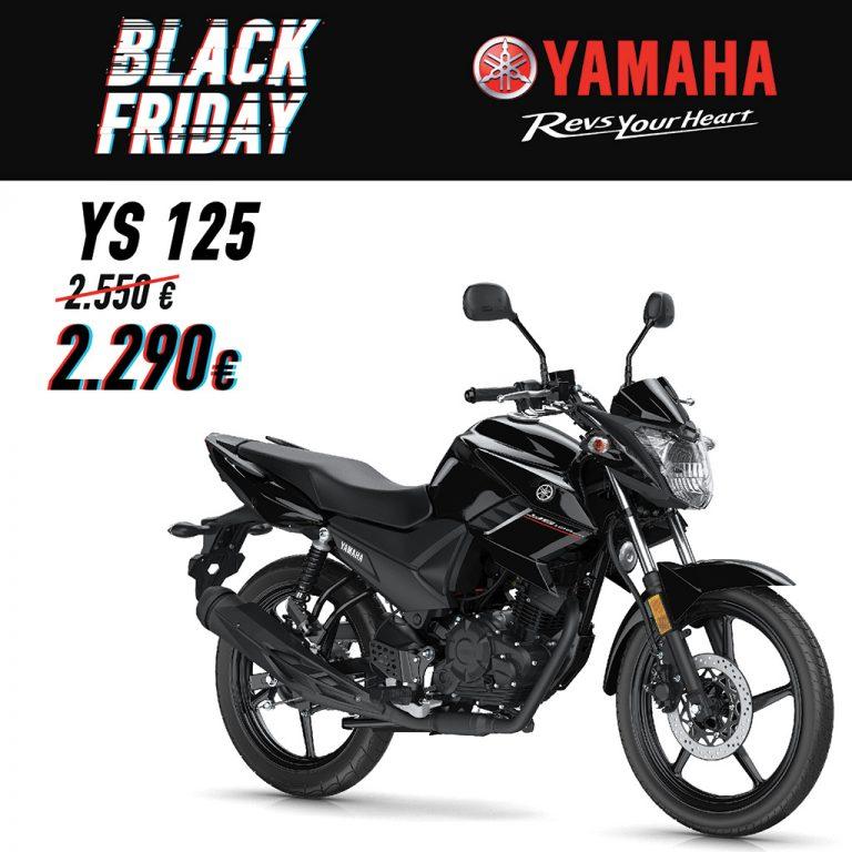 Yamaha - Black Friday 2018 - facebook